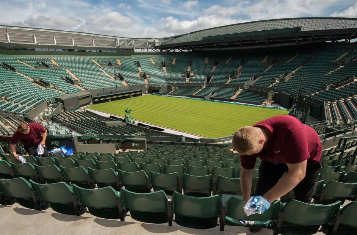 A disputa pelo número 1 do tênis emWimbledon
