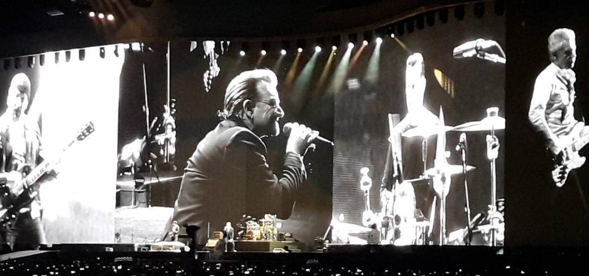 Green Day e U2 não entram na briga com o futebol na América doSul