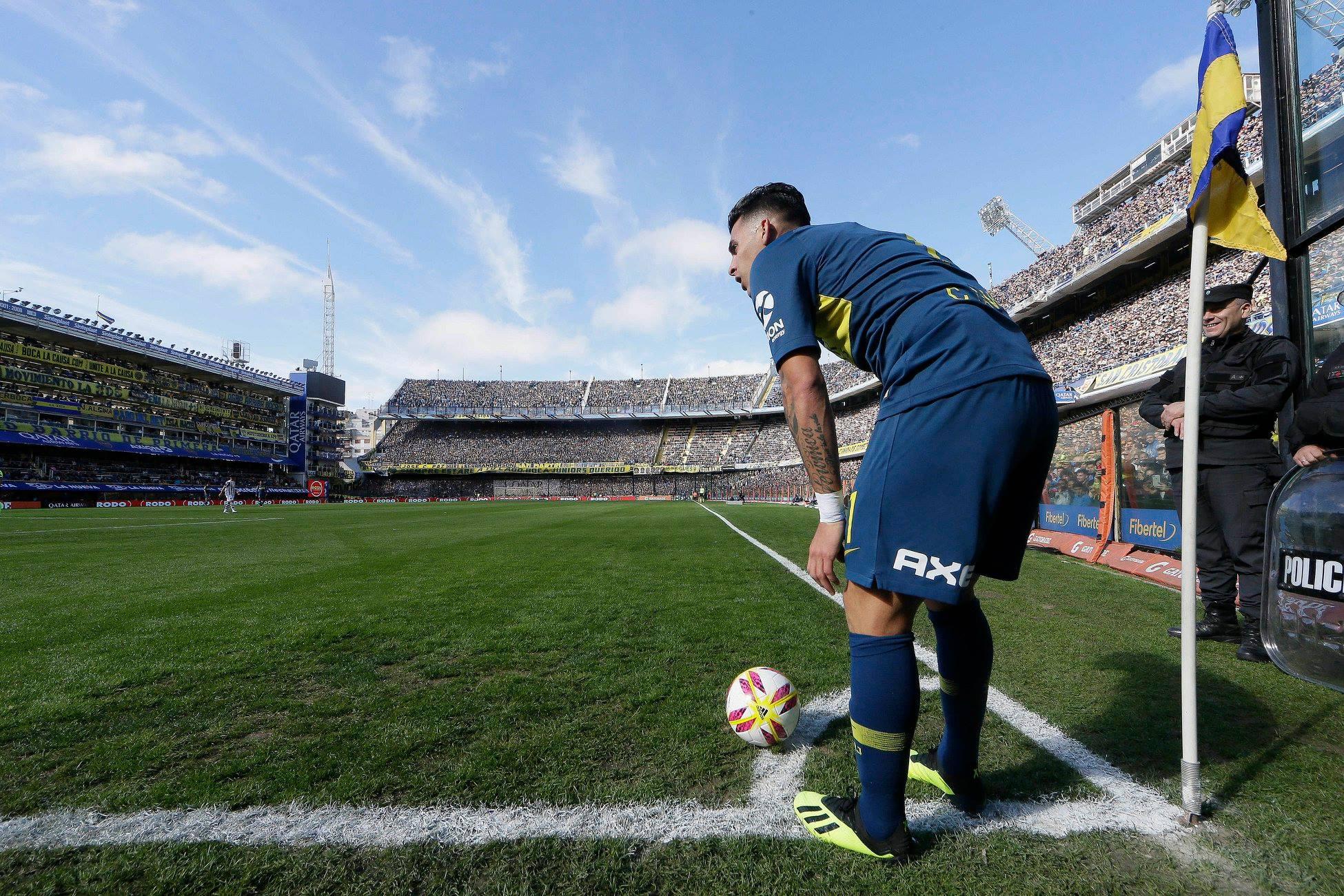 Cruzeiro encara um Boca Juniors reforçado e embalado na Bombonera