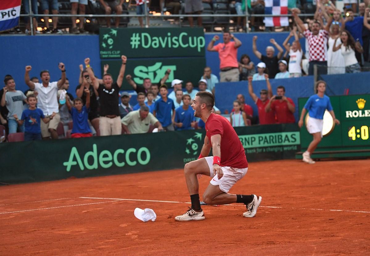 Copa Davis repete final da Fifa na despedida dafórmula